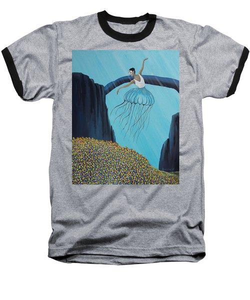 Mare Ballerina Baseball T-Shirt