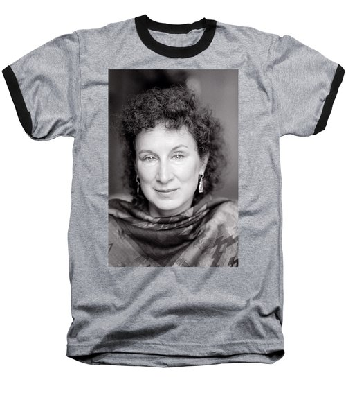 Margaret Atwood Baseball T-Shirt
