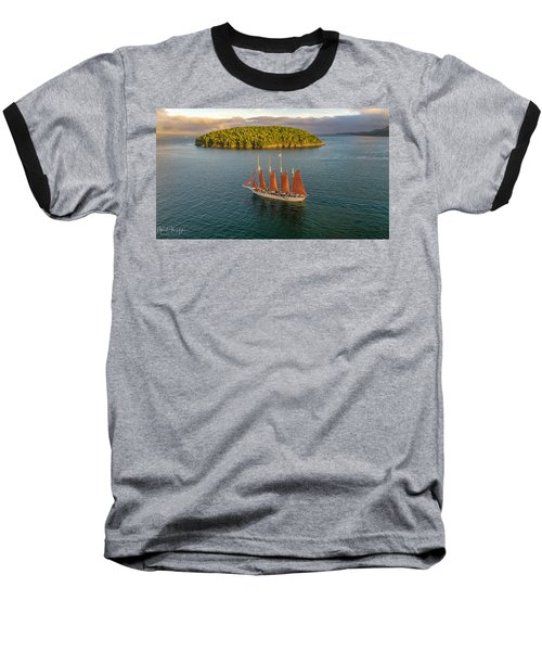 Margaret Todd Schooner Baseball T-Shirt