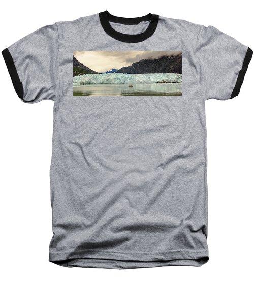 Margerie Glacier Baseball T-Shirt