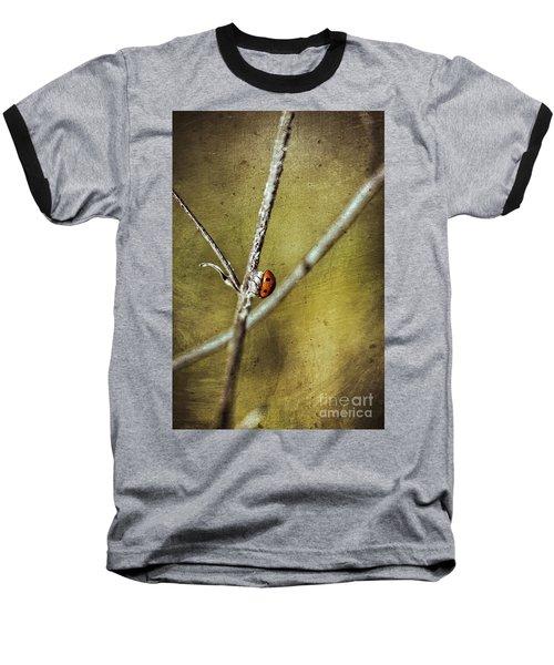 Marienkaefer - Ladybird Baseball T-Shirt