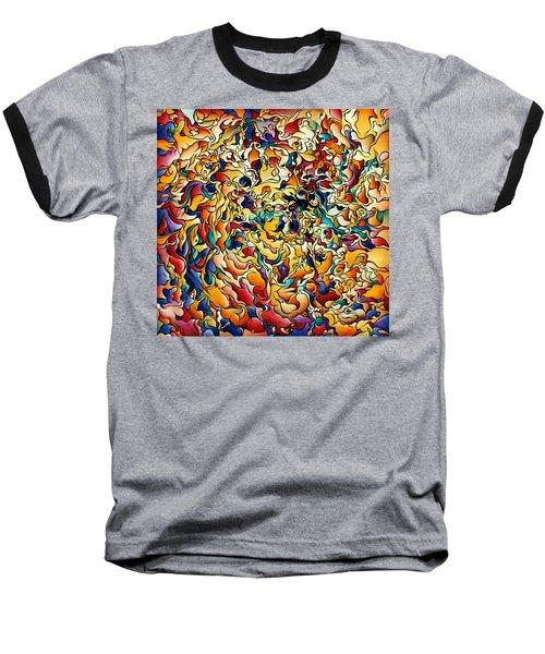 Marigold Festival Baseball T-Shirt