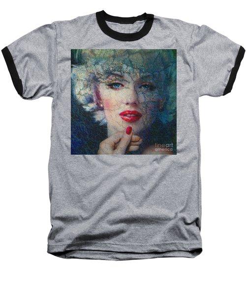 Marilyn Monroe 132 A Baseball T-Shirt