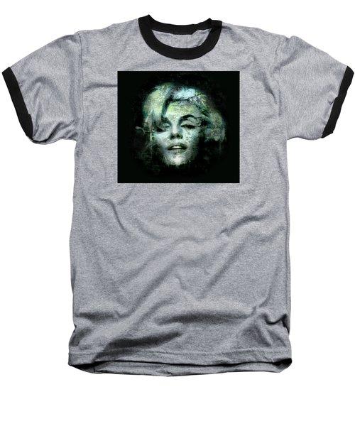 Marilyn Monroe Baseball T-Shirt