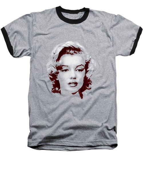 Marilyn Monroe Vintage Baseball T-Shirt