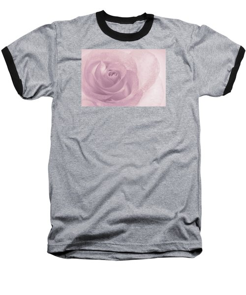 Marilyn's Dream Rose Baseball T-Shirt