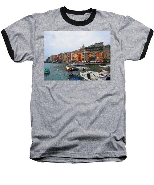 Marina Of Color Baseball T-Shirt