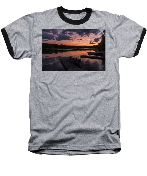 Marina Sunset IIi Baseball T-Shirt