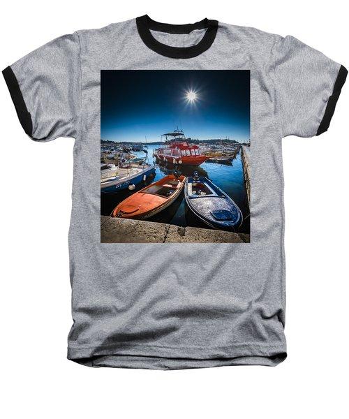 Marina Under The Sun Baseball T-Shirt