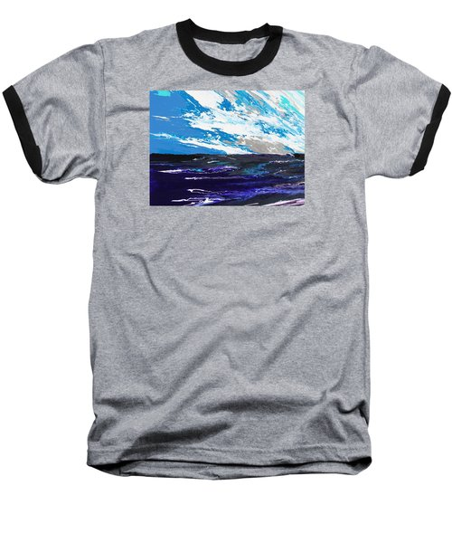 Mariner Baseball T-Shirt by Ralph White