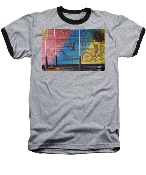 Baseball T-Shirt featuring the photograph Mariner's Landing by Greg Graham