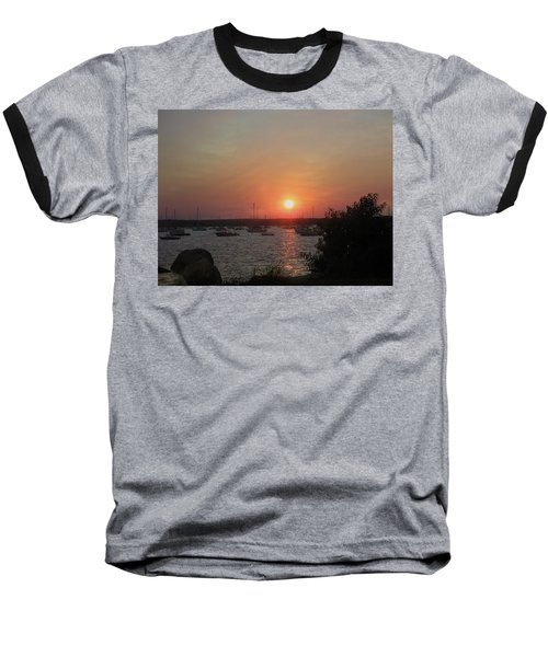 Marion Massachusetts Bay Baseball T-Shirt