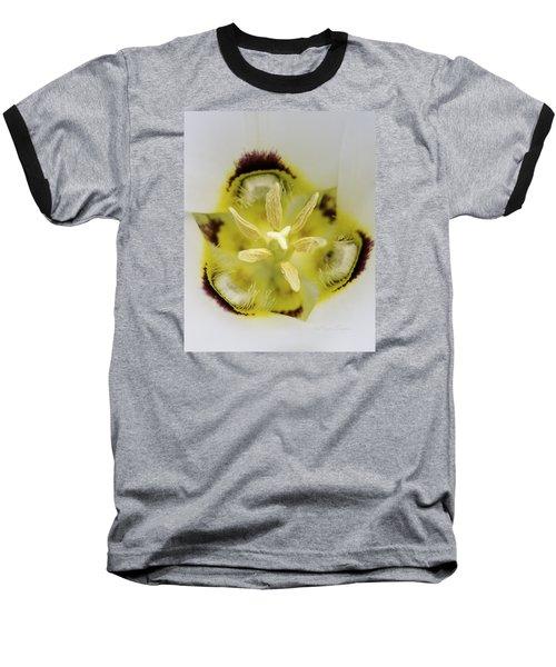Mariposa Lily 3 Baseball T-Shirt