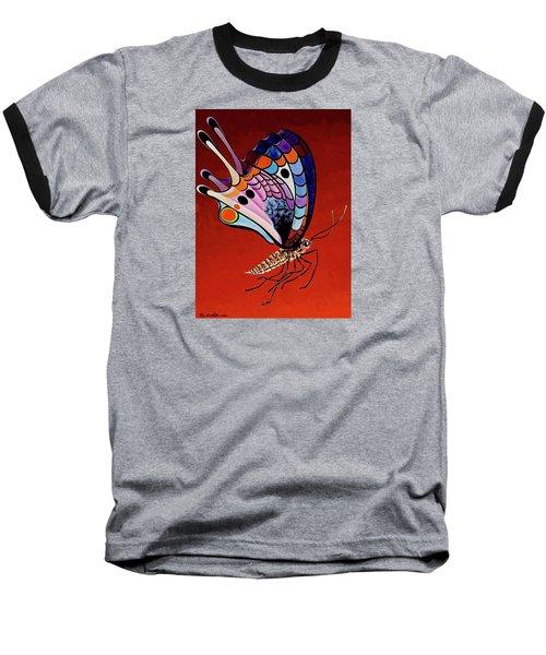Mariposa Mamba Baseball T-Shirt