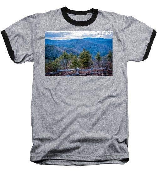 Mark Hannah Overlook Cataloochee Baseball T-Shirt