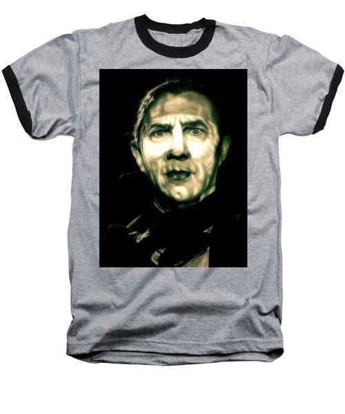 Mark Of The Vampire Baseball T-Shirt