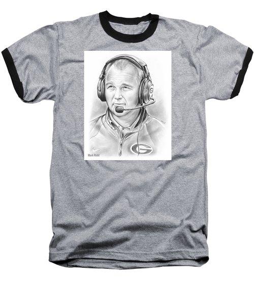 Mark Richt  Baseball T-Shirt