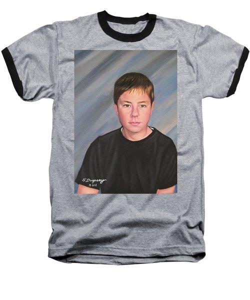 Mark Baseball T-Shirt