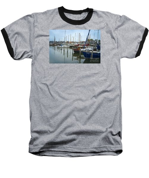 Marken Harbour Baseball T-Shirt