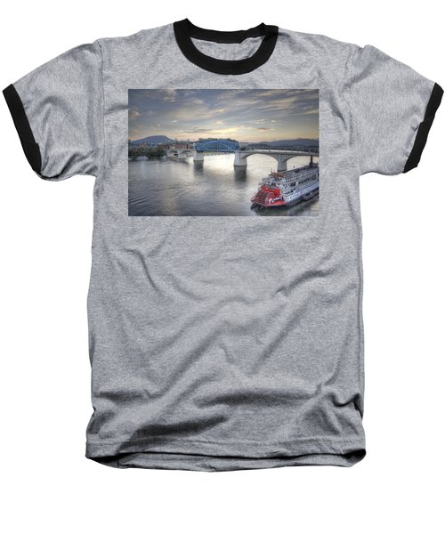 Market Street Bridge Baseball T-Shirt