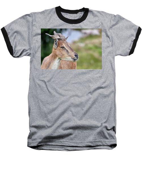 Markhor Baseball T-Shirt
