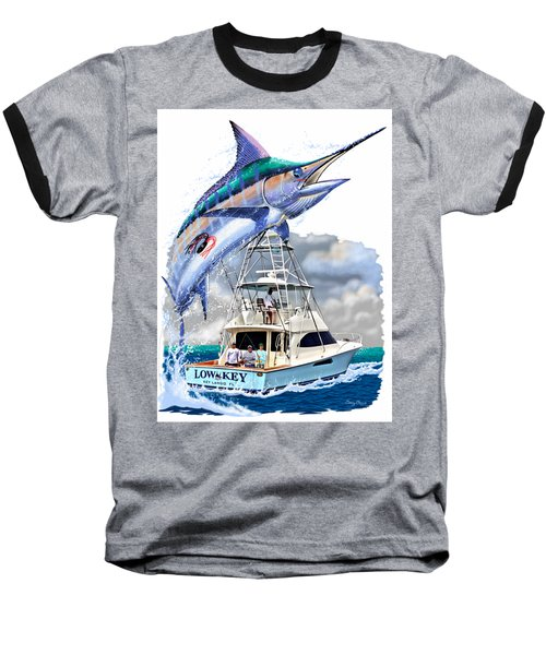 Marlin Commission  Baseball T-Shirt