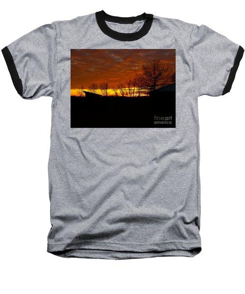 Marmalade Sky Baseball T-Shirt
