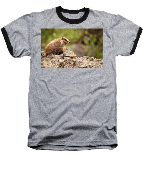 Marmot Baseball T-Shirt