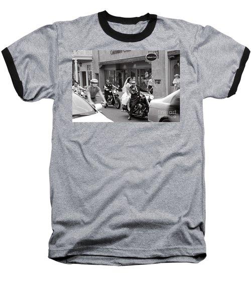Marriage In Santa Fe Baseball T-Shirt