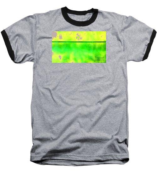 Mars And Europa Baseball T-Shirt