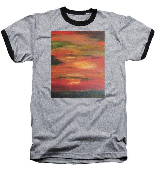 Mars Landing Baseball T-Shirt