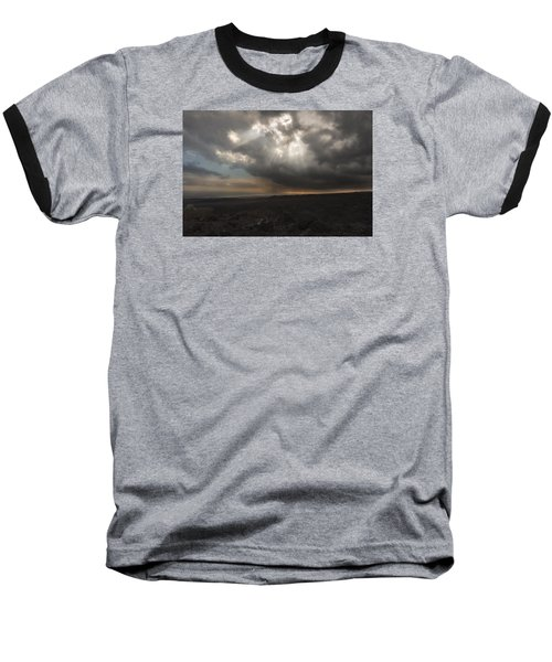 Baseball T-Shirt featuring the photograph Mars Landscape by Ryan Manuel