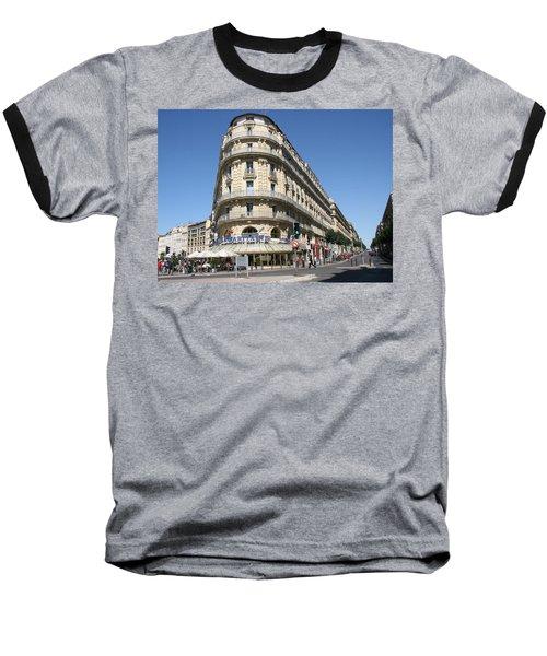 Marseille, France Baseball T-Shirt