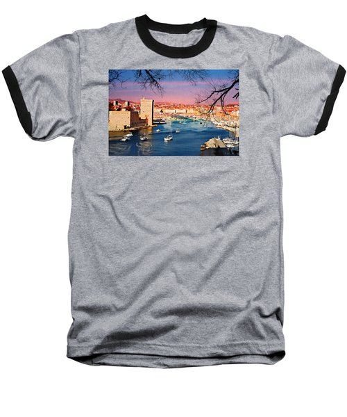 Marseille Baseball T-Shirt