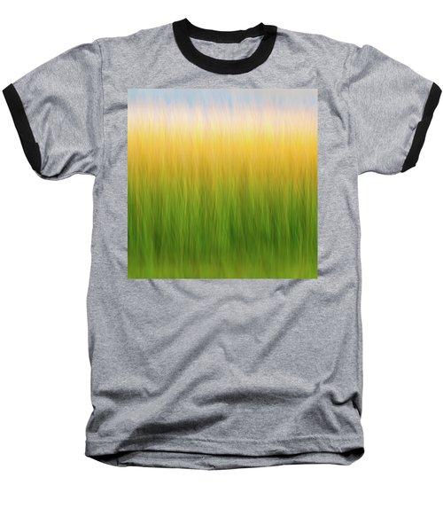 Marsh Grass Baseball T-Shirt