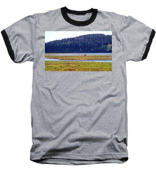 Marsh People Baseball T-Shirt