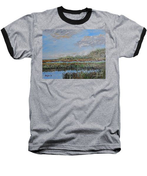Marsh View Baseball T-Shirt