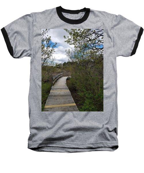 Marsh Walk Baseball T-Shirt