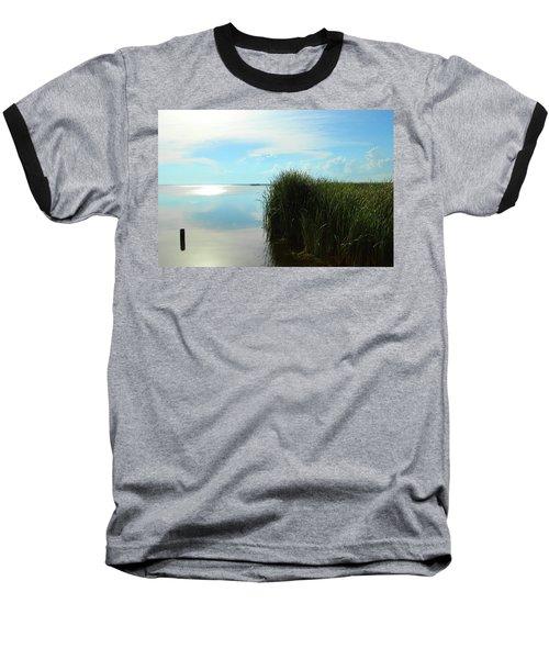 Marshland Baseball T-Shirt