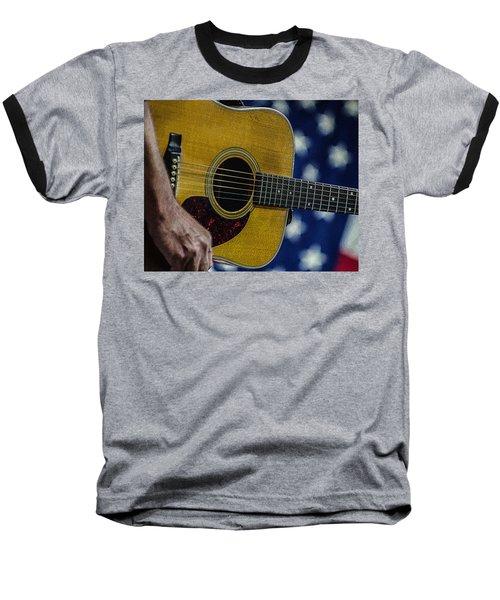 Martin Guitar 1 Baseball T-Shirt
