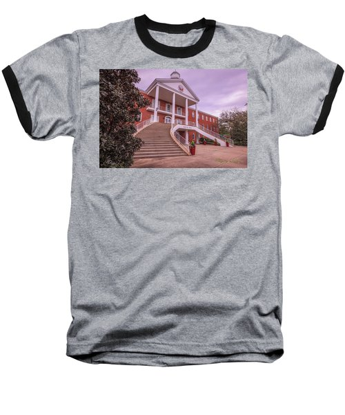 Martin Hall 5 Baseball T-Shirt