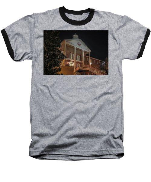 Martin Hall Night 01 Baseball T-Shirt