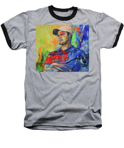 Martin Kaymer Baseball T-Shirt