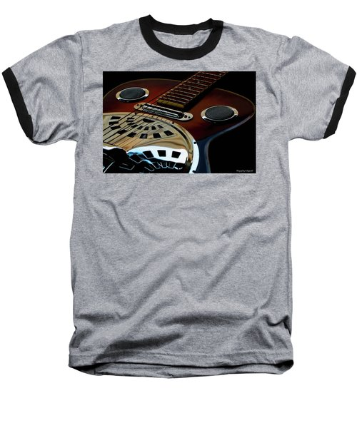 Martinez Guitar 002 Baseball T-Shirt