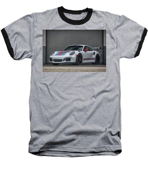 #martini #porsche 911 #gt3rs #print Baseball T-Shirt