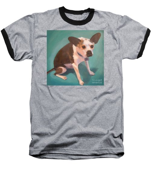 Marvin Baseball T-Shirt