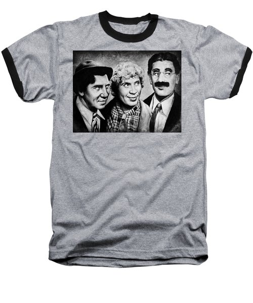 Marx Bros Baseball T-Shirt