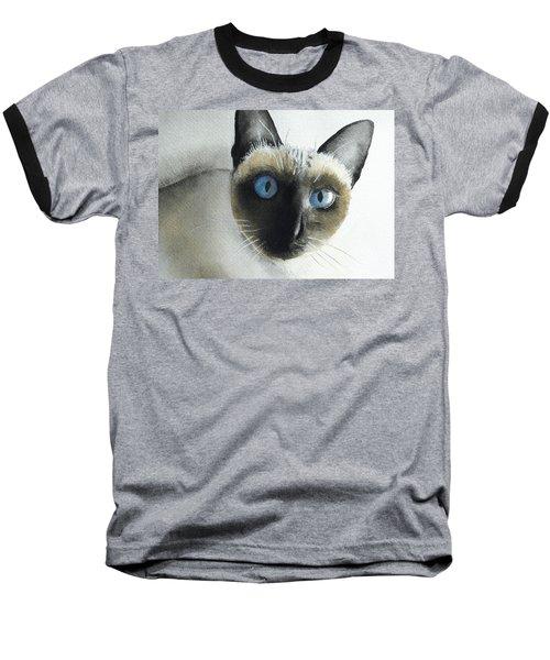 Mary Cat Baseball T-Shirt