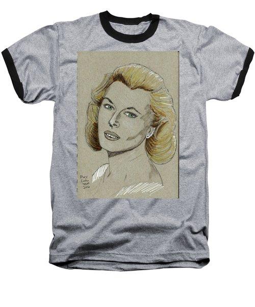 Mary Costa Baseball T-Shirt