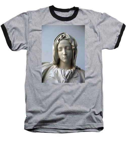 Mary Baseball T-Shirt
